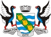 Hamilton city coat of arms