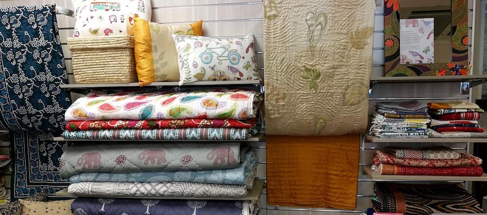 Trade Aid textiles