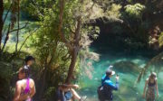 The Blue Spring