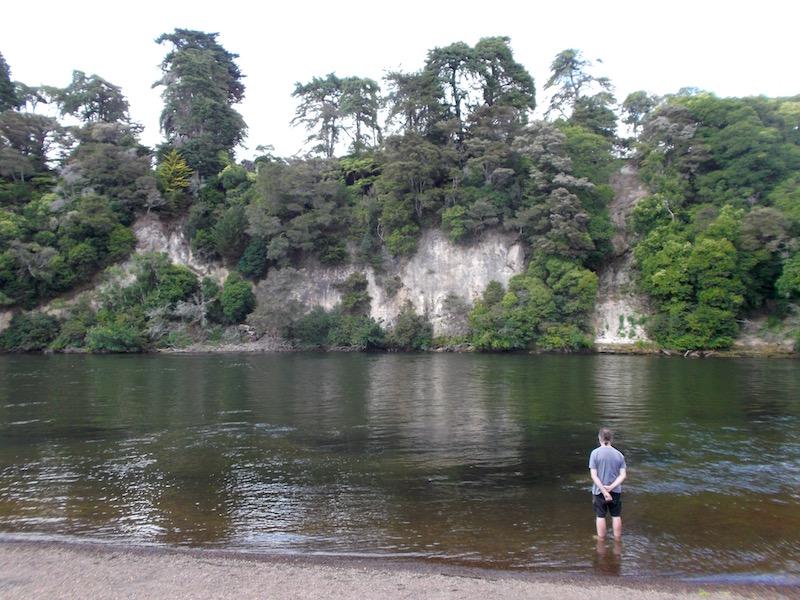 Waikato River Hammond Park