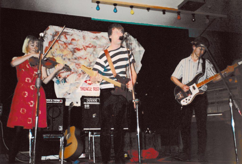 Dribbling Darts of Love 1990