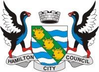 Hamilton city coat of arms