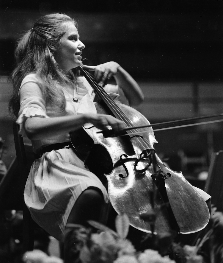 Jacqueline du Pre breathed life into classical music performance.