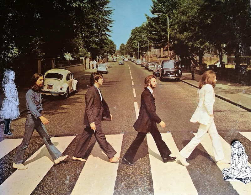 Alice on Abbey Road
