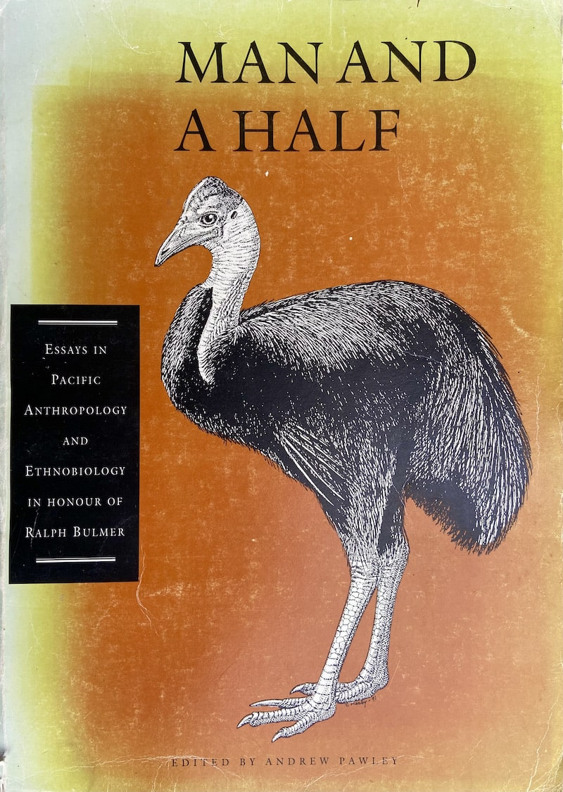 Cover of Man and a Half: essays in honour